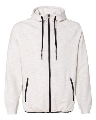 Weatherproof Heat Last Fleece Tech Hooded Full-Zip Sweatshirt 18700
