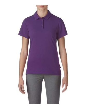Prim + Preux Women\'s Easy Fit Polo 1991L
