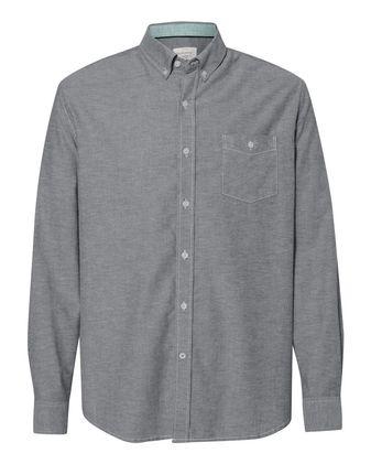 Weatherproof Vintage Stretch Brushed Oxford Shirt 198331