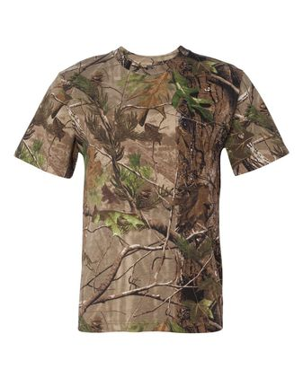 Code Five Adult Realtree® Camo Tee 3980