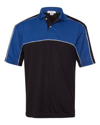FeatherLite Daytona Racing Colorblocked Moisture-Free Mesh Sport Shirt 0467
