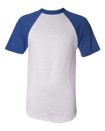 Augusta Sportswear Short Sleeve Baseball Jersey 423