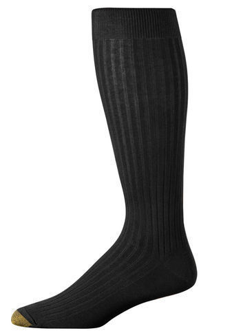 Gold Toe Men Canterbury OTC Sock 3 Pack 2381H