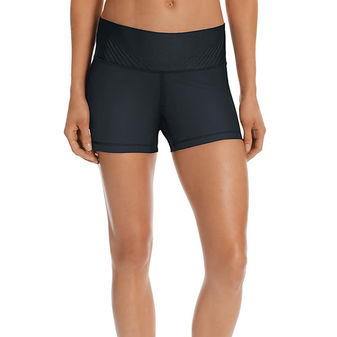 Champion Womens 6. 2 Compression Shorts M50060