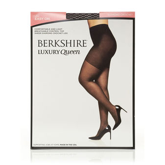 Berkshire Luxury Queen The Easy On! Diamond Crochet - Plus Size 5026