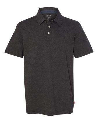 IZOD Heather Jersey Sport Shirt 13Z0133