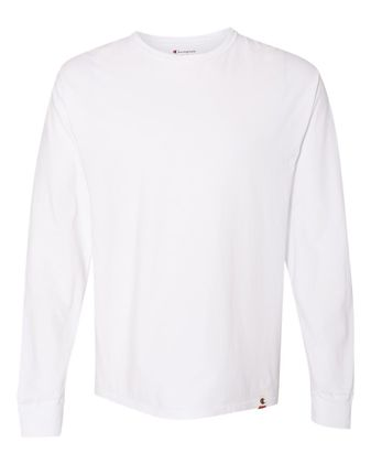 Champion Originals Soft-Wash Long Sleeve Tee AO280