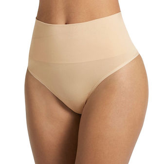 Jockey Slimmers Shaping Thong 4197