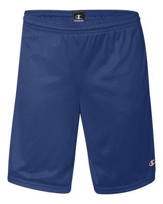Champion Mesh Shorts with Pockets S162
