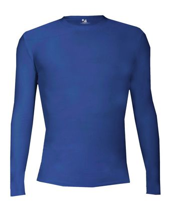 Badger Youth Pro-Compression Long Sleeve T-Shirt 2605
