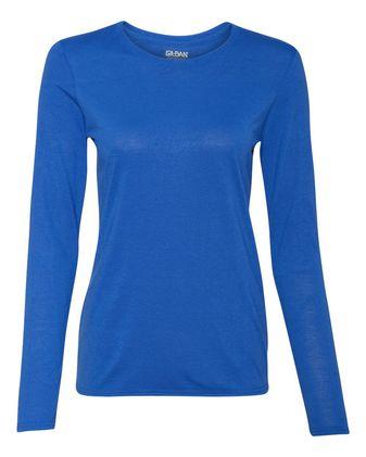 Gildan Performance Women\'s Long Sleeve T-Shirt 42400L