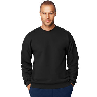 Hanes Ultimate Cotton Crewneck Sweatshirt F260
