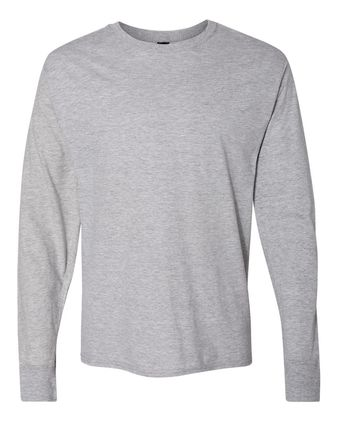 Hanes X-Temp Long Sleeve T-Shirt 42L0