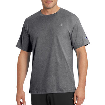 Champion Mens Classic Jersey Tee Shirt T0223