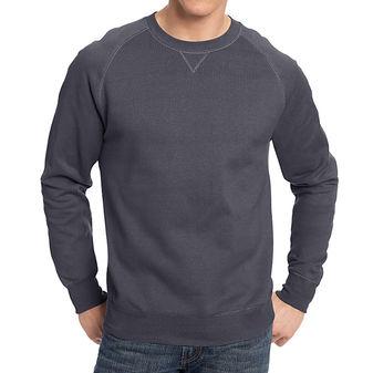 Hanes Adult Nano Pullover Crew Sweatshirt N260