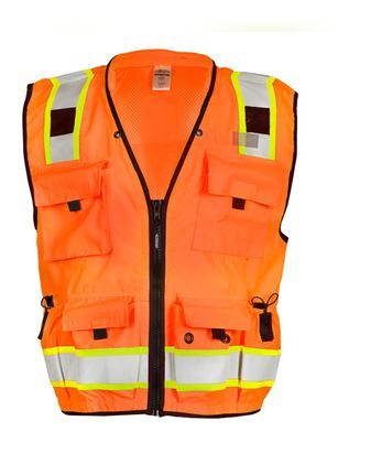 ML Kishigo Professional Surveyors Vest S5000-5001