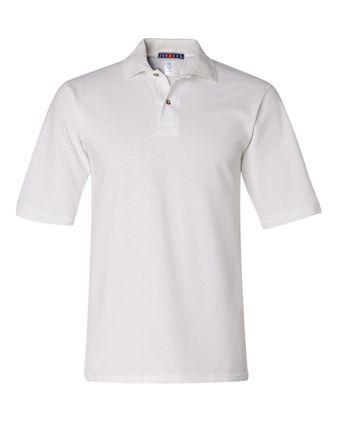 Jerzees Ringspun Cotton Pique Sport Shirt 440MR