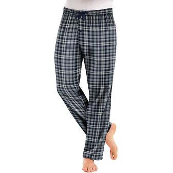 Hanes Men\'s Jersey Flannel Pants 4046