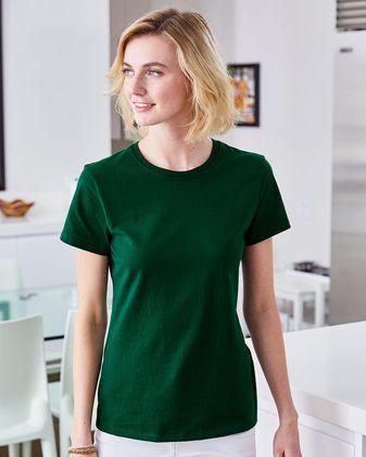 Hanes Nano-T® Women\'s Short Sleeve T-Shirt SL04