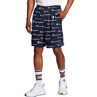 Champion Mesh Shorts, All Over Logo 81622P 407Q88