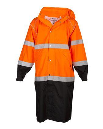 Kishigo Premium Brilliant Series® Long Rain Coat RWJ108-109