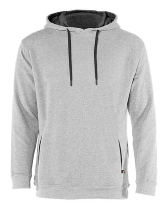 Badger FitFlex French Terry Hooded Sweatshirt 1050