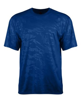 Badger Monocam Embossed T-Shirt 4139