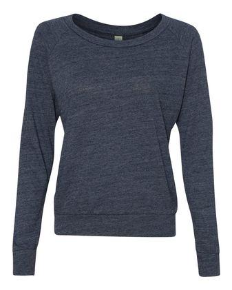Alternative Women\'s Eco-Jersey Slouchy Pullover 1990e1