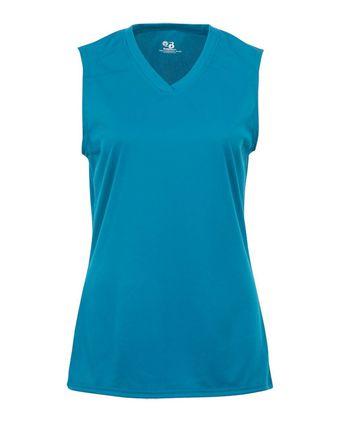 Badger Women\'s B-Core Sleeveless T-Shirt 4163