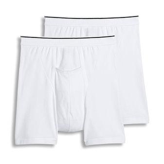 Jockey Underwear Big Man Pouch Boxer Brief - 2 Pack 1188