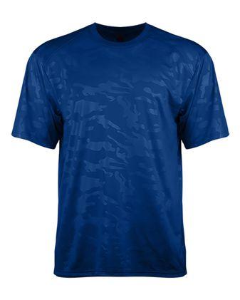 Badger Monocam Embossed T-Shirt 4139