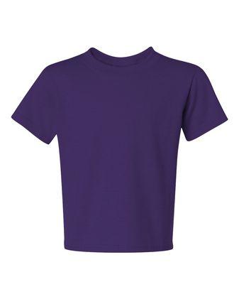 JERZEES Dri-Power® Youth 50/50 T-Shirt 29BR