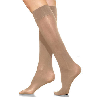 Levante Dali Opaque Microfiber Knee High