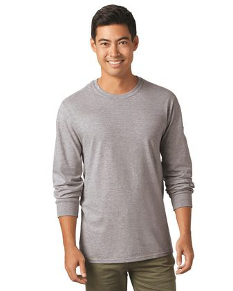 Fruit of the Loom Unisex Iconic Long Sleeve T-Shirt IC47LSR