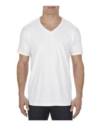 ALSTYLE Ultimate V-Neck Short Sleeve T-Shirt 5300