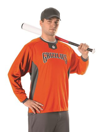 Alleson Athletic Long Sleeve Pullover Practice Jersey A00025