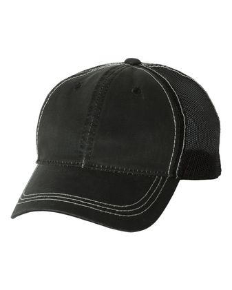 Outdoor Cap Weathered Mesh-Back Cap HPD610M