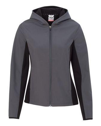 Colorado Clothing Women\'s Antero Hooded Soft Shell Jacket 9617