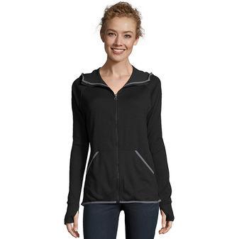 Hanes Sport™ Women\'s Performance Fleece Zip Up Hoodie O4873