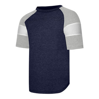 Hanes X-Temp Boys SS Jersey Raglan Tee Shirt D146