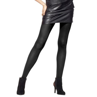 HUE Women\'s Cool Temp Tights With Control Top U15832