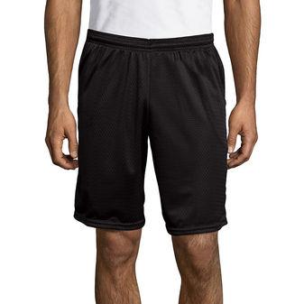 Hanes Sport™ Men\'s Mesh Pocket Shorts O5142