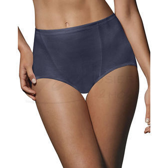 Bali One Smooth U Tummy Toning Cotton  Brief 2-Pair X864