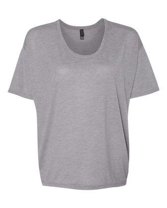 Anvil Women\'s Freedom Drop Shoulder T-Shirt 36PVL
