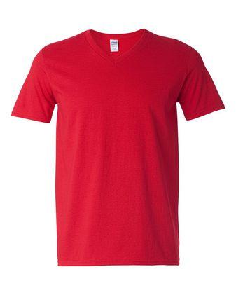 Gildan Softstyle® V-Neck T-Shirt 64V00