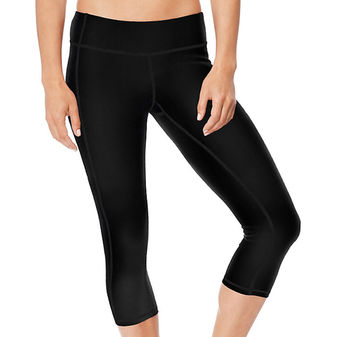 Hanes Sport Women\'s Performance Capri Leggings O9010