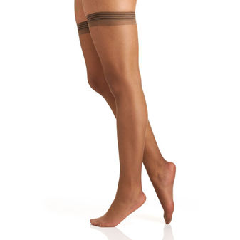 Berkshire Women\'s All Day Sheer Thigh Highs - Invisible Toe 1590