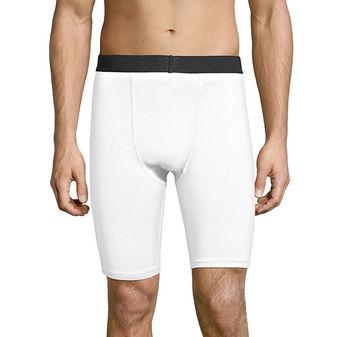 Hanes Sport™ Men\'s Performance Compression Shorts O5940