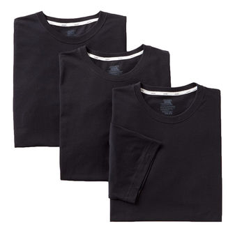 Jockey Men\'s T-Shirts Staycool  Crew Neck T-Shirt - 3 Pack 8333