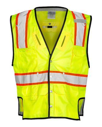 Kishigo Fall Protection Vest T341